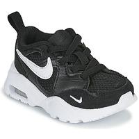 Buty Dziecko Trampki niskie Nike AIR MAX FUSION TD Czarny / Biały