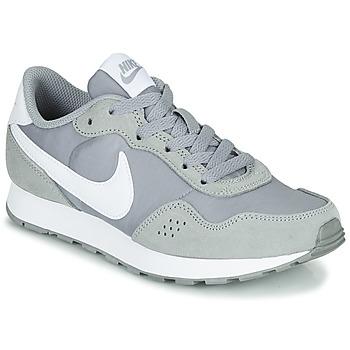 Buty Dziecko Trampki niskie Nike MD VALIANT GS Szary / Biały