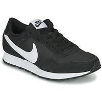 Buty Dziecko Trampki niskie Nike MD VALIANT GS Czarny / Biały