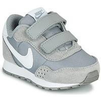 Buty Dziecko Trampki niskie Nike MD VALAINT TD Szary / Biały