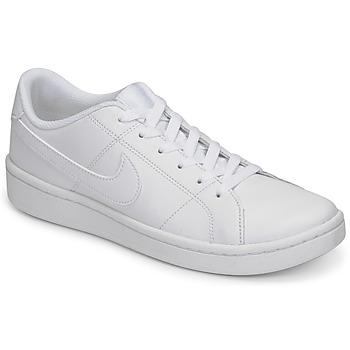 Buty Damskie Trampki niskie Nike COURT ROYALE 2 Biały