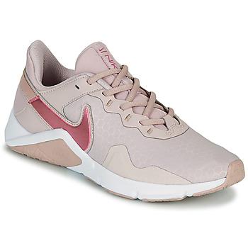 Buty Damskie Multisport Nike Legend Essential 2 Beżowy / Różowy
