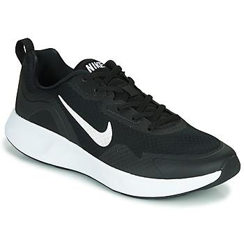 Buty Męskie Fitness / Training Nike WEARALLDAY Czarny / Biały