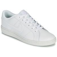 Buty Męskie Trampki niskie Nike COURT ROYALE 2 LOW Biały