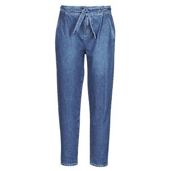 tekstylia Damskie Spodnie z pięcioma kieszeniami One Step FR29091_46 Niebieski