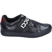 Buty Dziewczynka Tenisówki Fiorucci Sneakersy BM427 Czarny