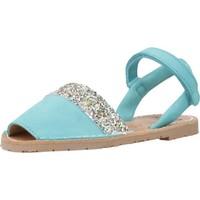 Buty Dziewczynka Sandały Ria 20090 27055 Niebieski