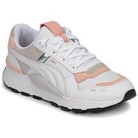 Buty Damskie Trampki niskie Puma RS-2.0 FUTURA Biały / Różowy