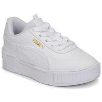 Buty Dziewczynka Trampki niskie Puma CALI SPORT PS Biały
