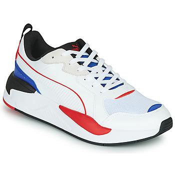 Buty Męskie Trampki niskie Puma X-RAY Biały / Niebieski / Czerwony