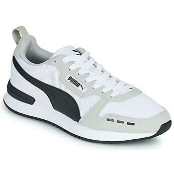 Buty Męskie Trampki niskie Puma R78 Biały / Czarny
