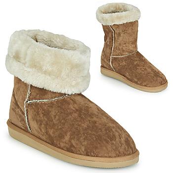 Buty Damskie Obuwie domowe Cool shoe SIERRA WOMEN Brązowy