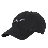 Dodatki Czapki z daszkiem Nike U NK H86 CAP ESSENTIAL SWSH Czarny
