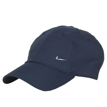 Dodatki Czapki z daszkiem Nike U NSW H86 METAL SWOOSH CAP Niebieski