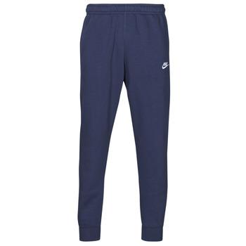 tekstylia Męskie Spodnie dresowe Nike M NSW CLUB JGGR BB Niebieski