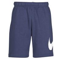 tekstylia Męskie Szorty i Bermudy Nike M NSW CLUB SHORT BB GX Niebieski