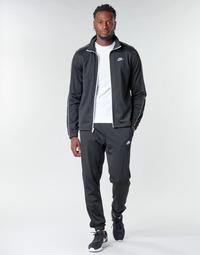 tekstylia Męskie Zestawy dresowe Nike M NSW SCE TRK SUIT PK BASIC Czarny