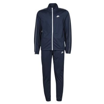tekstylia Męskie Zestawy dresowe Nike M NSW SCE TRK SUIT PK BASIC Niebieski