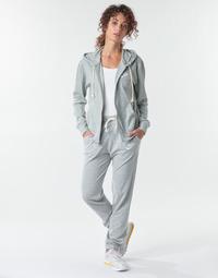 tekstylia Damskie Spodnie dresowe Nike W NSW GYM VNTG PANT Szary