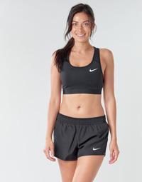 tekstylia Damskie Biustonosze Nike NIKE SWOOSH BAND BRA NON PAD Czarny