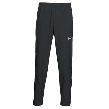 tekstylia Męskie Spodnie dresowe Nike M NK RUN STRIPE WOVEN PANT Czarny