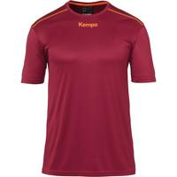 tekstylia Chłopiec T-shirty z krótkim rękawem Kempa Maillot  Poly rouge