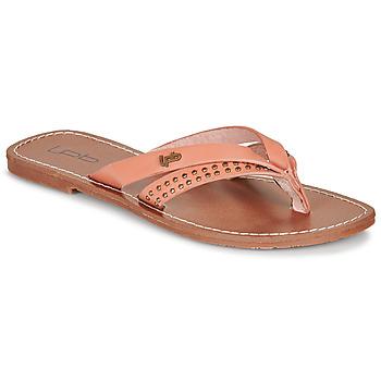 Buty Damskie Sandały Les Petites Bombes PETRA Różowy