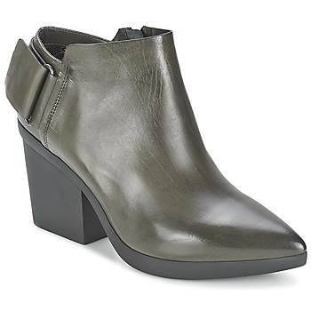 Buty Damskie Low boots Vic REVEBE Szary