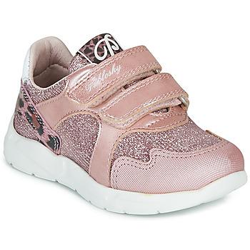 Buty Dziewczynka Trampki niskie Pablosky 285279 Różowy