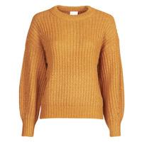 tekstylia Damskie Swetry Vila VISUBA Pomarańczowy