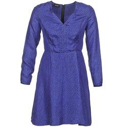 tekstylia Damskie Sukienki krótkie Kookaï RADIABE Marine