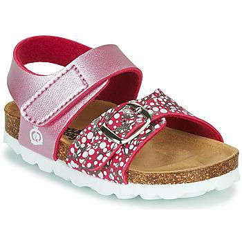 Buty Dziewczynka Sandały Citrouille et Compagnie MIRTINO Różowy