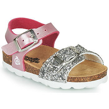Buty Dziewczynka Sandały Citrouille et Compagnie RELUNE Różowy