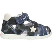 Buty Chłopiec Sandały Balocchi 103306 Niebieski