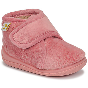 Buty Dziewczynka Obuwie domowe Citrouille et Compagnie HALI Vieux / Różowy