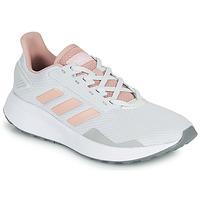 Buty Bieganie / trail adidas Performance DURAMO 9 Szary / Różowy