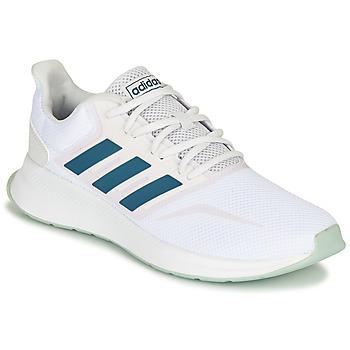 Buty Trampki niskie adidas Performance RUNFALCON Biały
