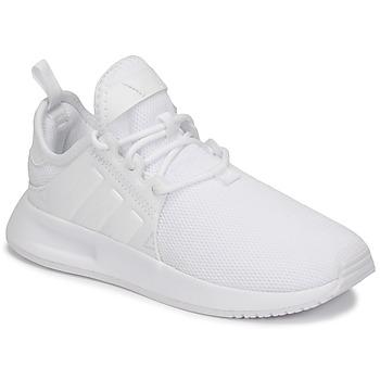 Buty Dziecko Trampki niskie adidas Originals X_PLR C Biały