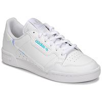 Buty Dziecko Trampki niskie adidas Originals CONTINENTAL 80 J Biały