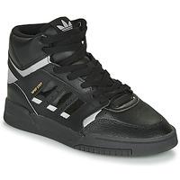 Buty Trampki niskie adidas Originals DROP STEP Czarny / Argenté