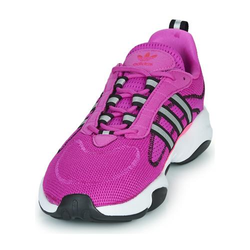 Adidas Originals Haiwee W Fioletowy - Bezpłatna Dostawa- Buty Trampki Niskie 27930 Najniższa Cena