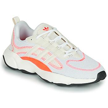 Buty Dziecko Trampki niskie adidas Originals HAIWEE W Biały