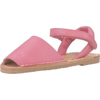 Buty Dziewczynka Sandały Ria 20090 Rose