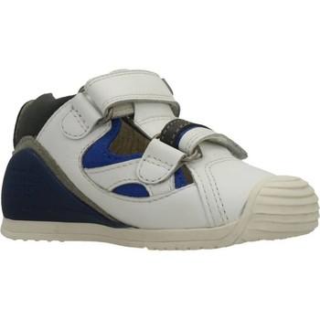 Buty Chłopiec Sandały Biomecanics SANDALIA SAUVAGE Biały