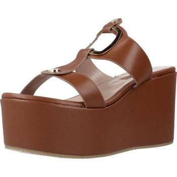 Buty Damskie Sandały Albano 4235 Brązowy