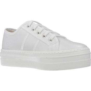 Buty Dziewczynka Trampki niskie Victoria 1092140 Biały
