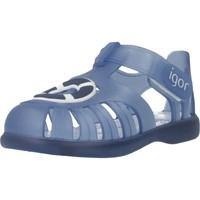 Buty Chłopiec Sandały Igor S10249 Niebieski