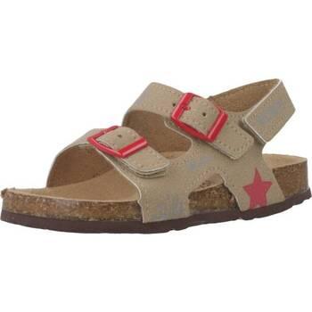 Buty Chłopiec Sandały Asso AG7757 Brązowy