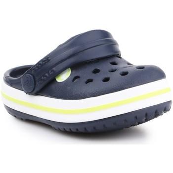 Buty Dziecko Chodaki Crocs Crocband Clog K 204537-42K granatowy