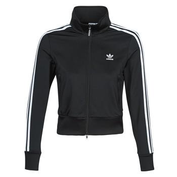 tekstylia Damskie Bluzy dresowe adidas Originals FIREBIRD TT Czarny